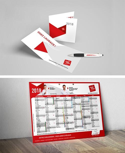 VISUEL COMMUNITY_calendrier carte voeux 2018